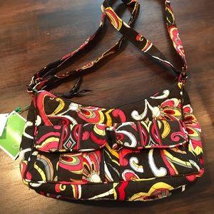 Vera Bradley cross body purse NWT
